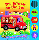 Wheels on The Bus by Bonnier Books Ltd (Board book, 2010)