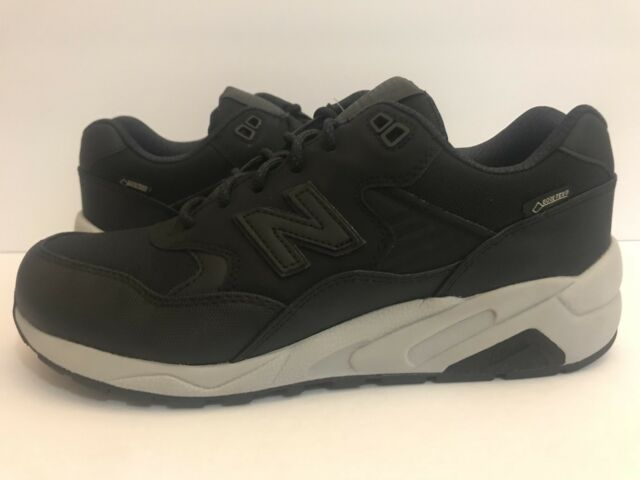 New Balance GORE TEX 3M WaterProof Running Shoes BlackGrey MRT580XB Sz 7
