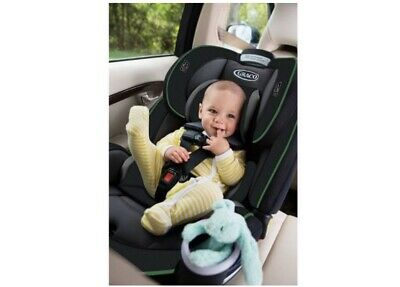 Graco Kids Backless TurboBooster Booster Car Seat Toddler Dunwoody Safety Child