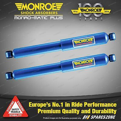 Rear Monroe Monro Matic Plus Shock Absorbers For Volkswagen Beetle Kombi T2 T3 Ebay