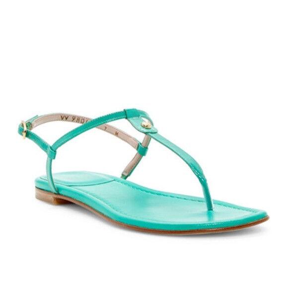 Stuart Weitzman Torreta Thong Sandal Sz 6 Brand New in Box