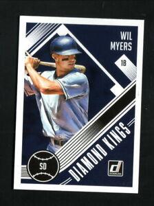 Wil-Myers-San-Diego-Padres-2018-Donruss-Diamond-Kings-Baseball-Card