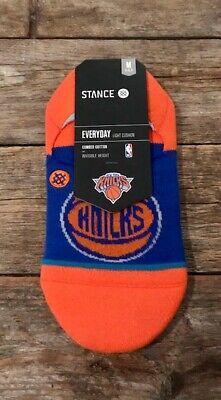 Stance Knicks Super Invisible Socks Blue Medium