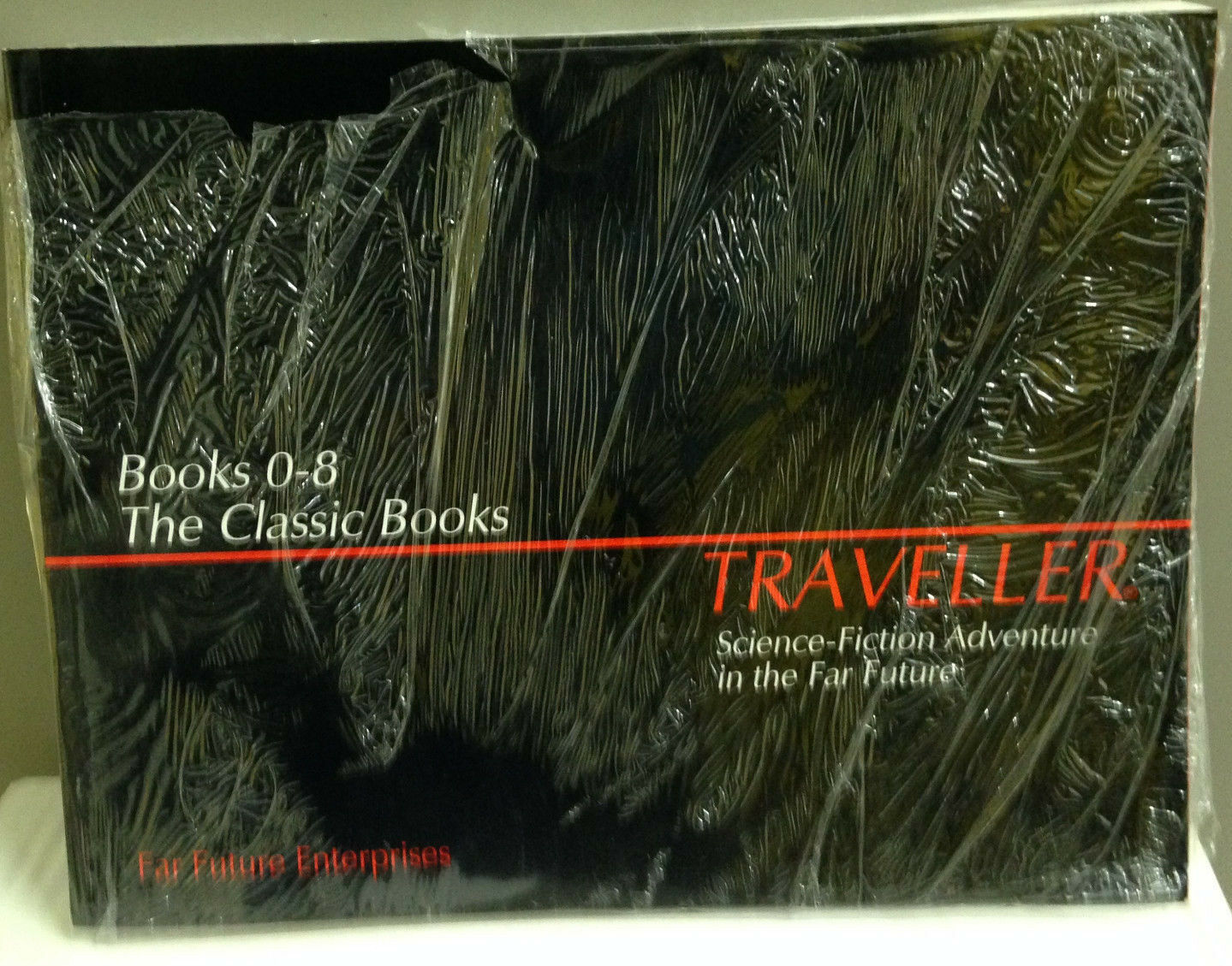Traveller - The Classic Books 0-8 - New