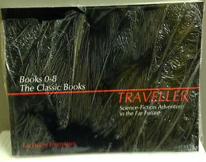 TempéRé Voyageur-le Classique Livres 0-8 - Neuf-afficher Le Titre D'origine 100% D'Origine