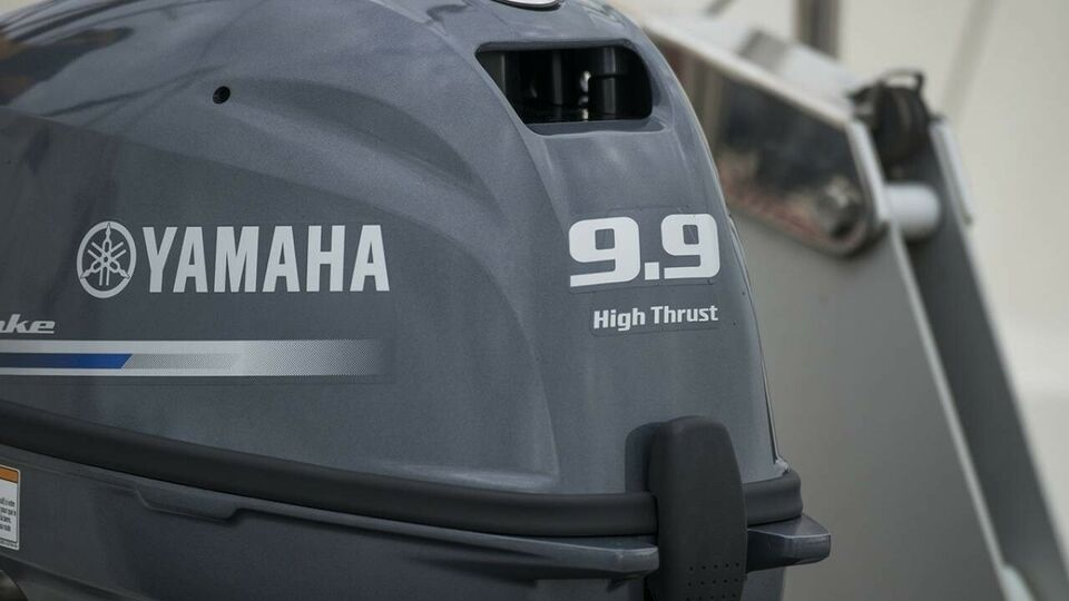 Gummibåd, Aqua Spirit 290 - 6 HK Yamaha, årg. 2020