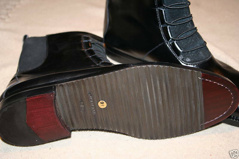 675.00 Romano Martegani men Stiefel,9.5M, NIB handmade,100% AUTHENTIC.ON SALE