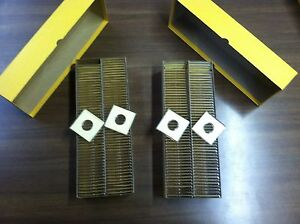 200 Hard Plastic 2x2 Holders For U S 1 Cent Coins Made