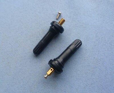 pressione pneumatici sensore VALVOLA//REPAIR KIT TPMS IN GOMMA VALVOLE Rdk RDS RDC 4 St