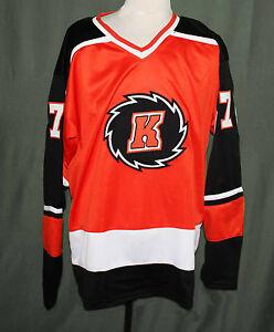 Fort wayne komets hockey jersey steven fletcher sewn new for Custom t shirts fort wayne