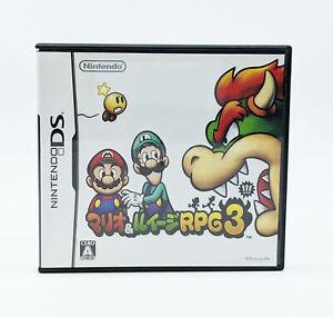 Mario & Luigi: Bowser's Inside Story   Nintendo DS (DS)   Japan Import