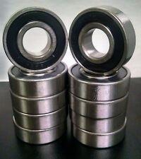 Qty.16 6204-2RS Premium seal 6204 2rs bearing 6204 ball bearings 6204 RS ABEC3