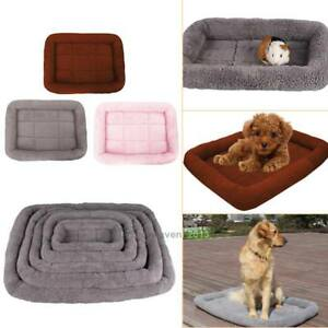Warm-Soft-Cotton-Puppy-Pet-Dog-Kennel-Crate-Cat-Bed-Cushion-Pillow-Mat-S-XL-Type