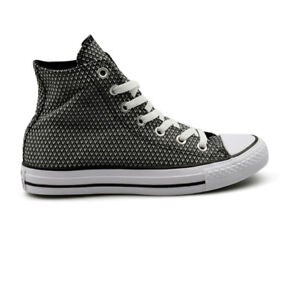 converse all star negra mujer