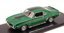 Chevrolet Camaro 1969 Green/Black 1:43 Model 43005 HIGHWAY 61