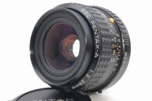 EXC-SMC-Pentax-A-28mm-F-2-f-2-PK-Objektiv-5224007