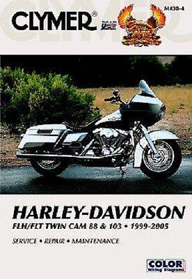 2006 Harley Davidson FLHRSI Road King Custom Repair Manual Clymer M252 Service