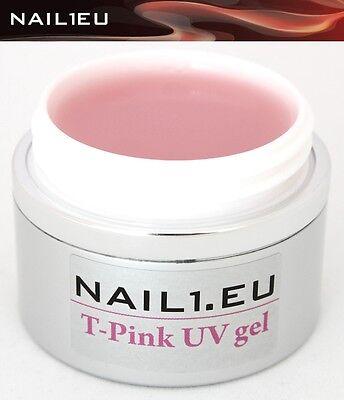 55ml 1-phasen-gel Gel nail1.eu T-Pink Pink Milky / UV Builder Composition