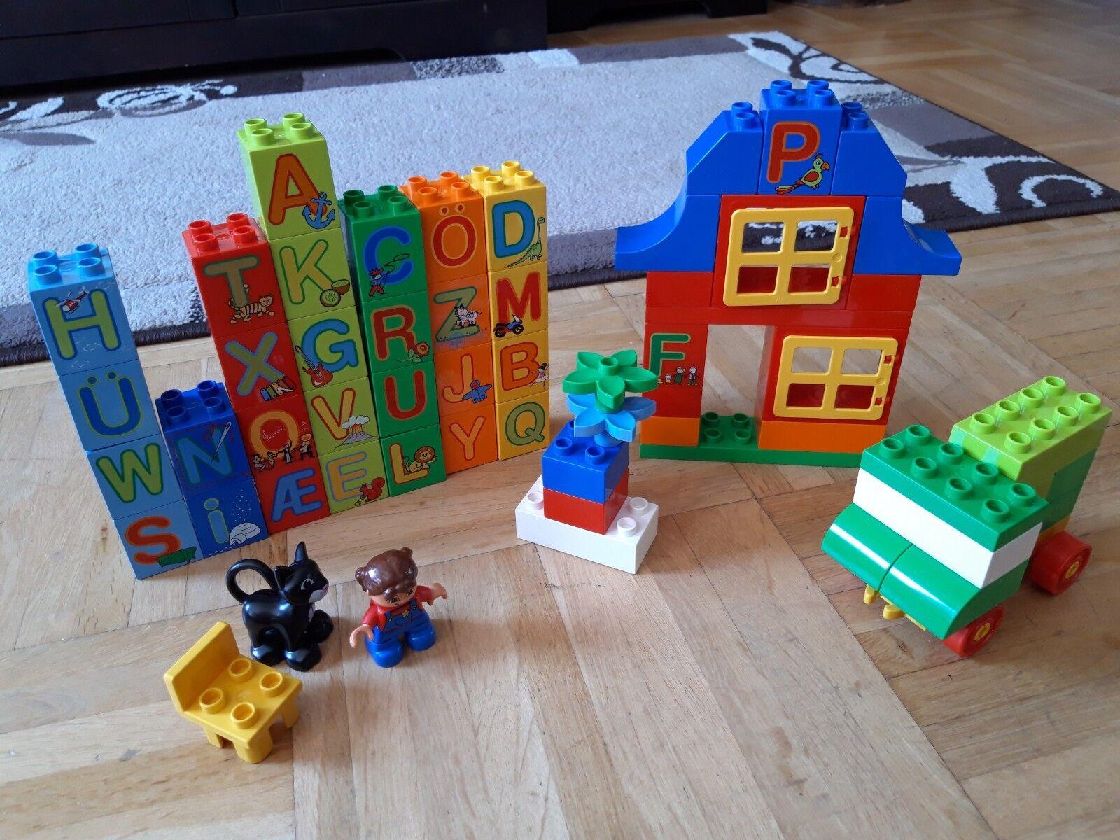 Lego Duplo Buchstaben-Lernspiel - 6051