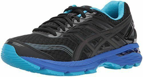 Asics Women's GT-2000 5 Lite-Show, Black/Island Blue/Reflective T7E6N.9041 NIB best-selling model of the brand