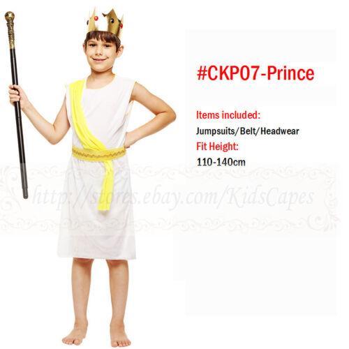 Kids Cleopatra Egyptian Historical Girls Fancy Dress Costume Princess Book Day