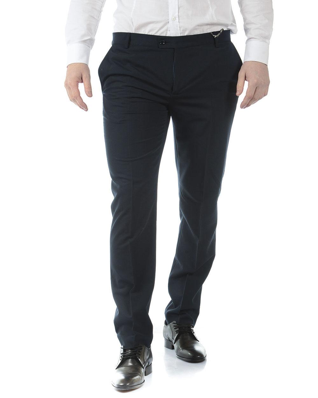 Pantaloni Daniele Alessandrini Jeans Trouser hommes bleu P3317N7573700 23