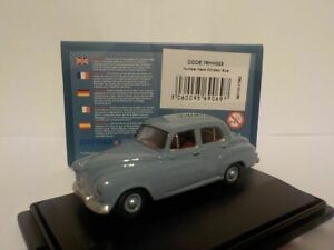 Model-Car-Humber-Hawk-Blue-1-76-New