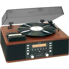 TEAC LP-R500 Turntable - Walnut - Record all Your Vinyl To CD! RRP £349.99