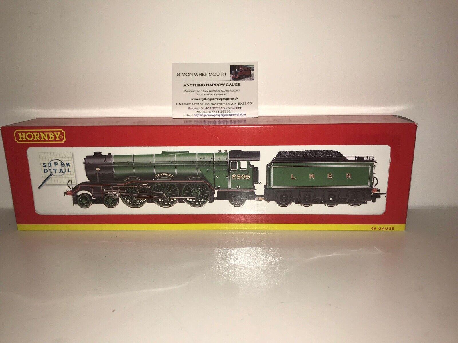 Hornby R2103 LNER LNER LNER 4-6-2 Class A3 Locomotive Cameronian d0724b