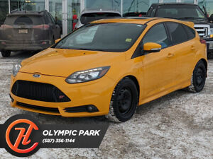2013 Ford Focus ST / Leather