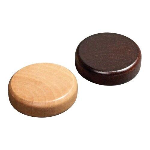 BG Brickor - Liten - Alder - 25 x 8 mm - brun och Natur