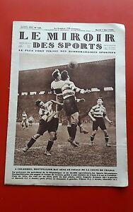 HonnêTe Le Miroir Des Sports 481 Du 7/05/1929 Remise GéNéRale Sur La Vente 50-70%