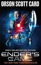 Ender's Game: Film tie-in edition (Ender Saga), Card, Orson Scott, Very Good con