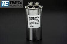 TEMCo 40 uf/MFD 370-440 VAC volts Round Run Capacitor 50/60 Hz -Lot-1
