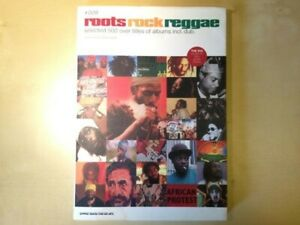 ROOTS-ROCK-REGGAE-034-ULTIMATE-DISC-GUIDE-BOOK-HORACE-ANDY-BARRY-BROWN