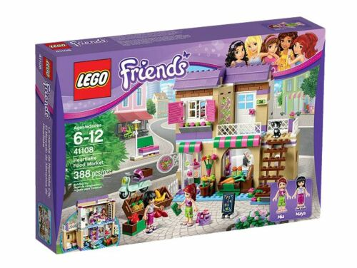 LEGO® Friends 41108 Heartlake Food Market NEU OVP NEW MISB NRFB