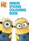 Despicable Me: Minion Sticker Colouring Book by Universal Studios (Paperback, 2014)