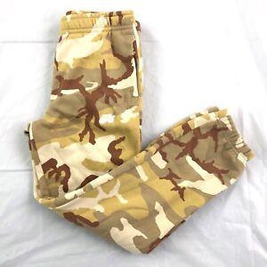 Nike-SB-Icon-Fleece-Jogger-Pants-Desert-Camo-Brown-Beige-AT9883-248-Mens-Small-S
