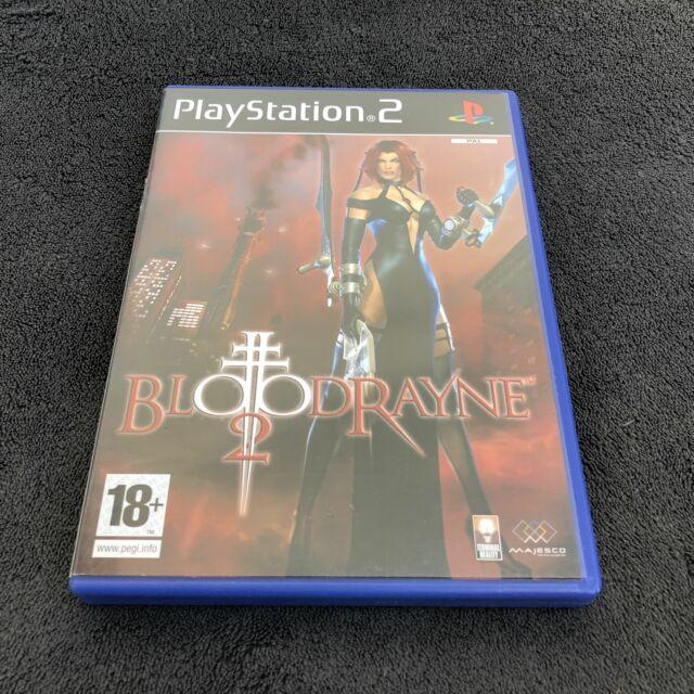 PS2 BloodRayne 2 FRA Excellent état