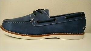 34f1393ef12e Unlisted by Kenneth Cole Men s Santon Boat Shoe SUEDE - SIZE 11.5 ...