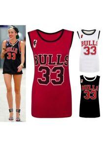 t-shirt femme chicago bulls