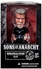 Officielle Licence Sons of Anarchy 2014 cm Mezco Bobble Head figurine Clay Morrow nouveau
