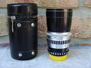 Staeble-Germany-Staeble-Telexon-3-8-135mm-M39-034-aus-Sammlung-034-RAR