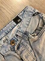 Jack & Jones Herren Jeans Herrenhose JJ75 Hellblau Blau 31 32 33