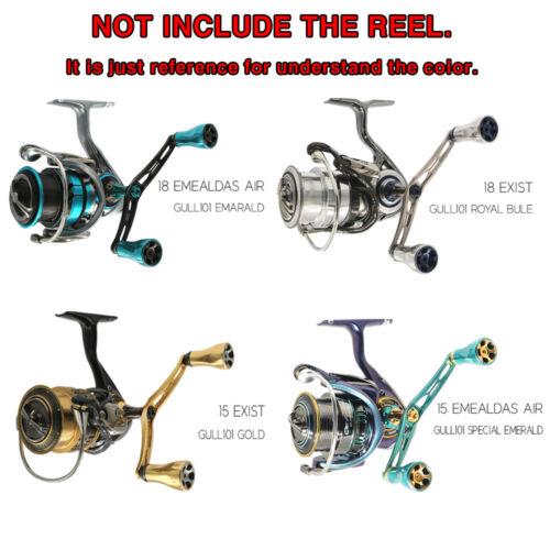 TAKEN GULL 101 Spinning Double Handle Duralumin Anti Rust Handle For Daiwa Model