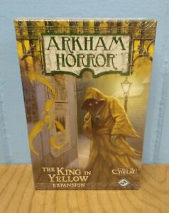 Arkham-Horror-The-King-In-Yellow-Expansion-SEALED