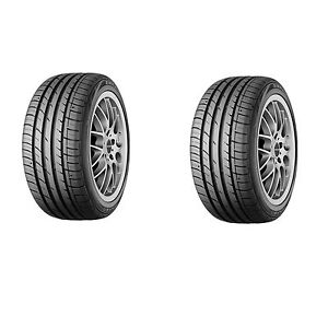 2-X-245-45-18-100W-Xl-2454518-FALKEN-ZE914-de-alto-rendimiento-Fast-Carretera-Neumatico