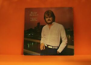 RICKY-SKAGGS-DON-039-T-CHEAT-IN-OUR-HOMETOWN-EPIC-1983-VINYL-LP-RECORD