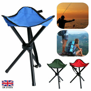 Foldable-Tripod-Chairs-Ultralight-Outdoor-Camping-Fishing-BBQ-Seat-Stool-Chair