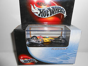 Hot-Wheels-100-Black-Box-Collectibles-Killer-Wail-Streetliner-Dragster